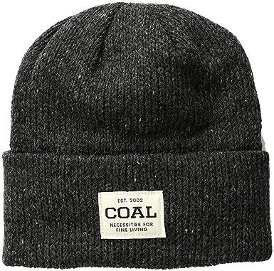 ec1d764fbf9 Amazon.com  Coal Men s The Uniform Se Beanie  Clothing