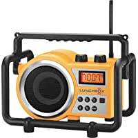 Deals on Sangean LB-100 Ultra Rugged Compact AM / FM Radio