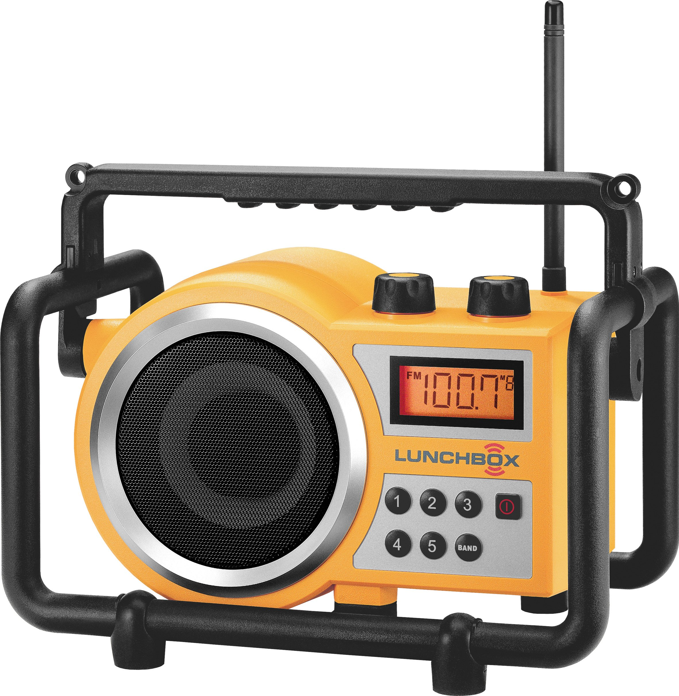 Best Rated In Portable Radios Helpful Customer Reviews Am Fm Sw Active Antenna Sangean Lb 100 Compact Ultra Rugged Radio Receiver Product Image
