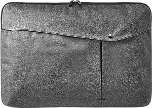 AmazonBasics Laptop Sleeve - 17-Inch, Grey