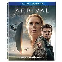 Arrival [Blu-ray + Digital HD]