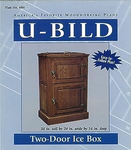 U-Bild 686 Two-Door Ice Box Project Plan