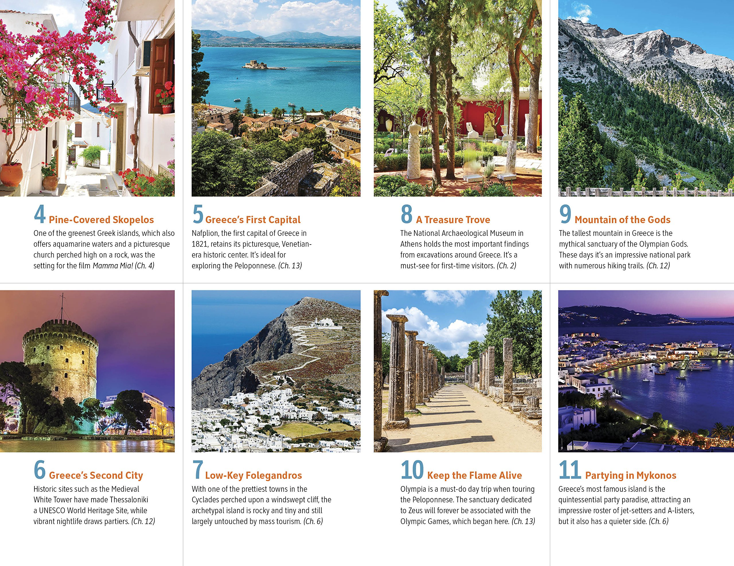 Fodor's Essential Greece: with the Best Islands (Full-color Travel Guide):  Fodor's Travel Guides: 9781640970205: Amazon.com: Books
