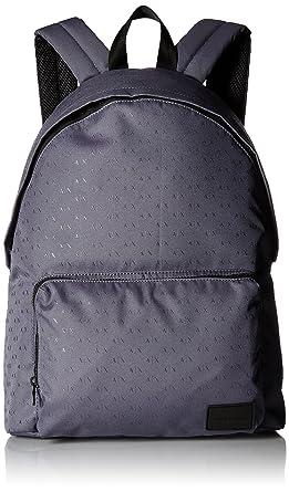 Nylon Logo Backpack In Black - Black Armani Visit Online Discount Outlet Store Outlet Sale Online Outlet Footlocker Buy Cheap Pictures qh4ZOgRFn