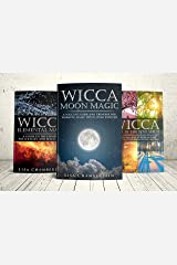 Wicca Natural Magic Kit: The Sun, The Moon, and The Elements: Elemental Magic, Moon Magic, and Wheel of the Year Magic Kindle Edition