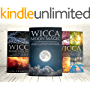 Wicca Natural Magic Kit: The Sun, The Moon, and The Elements: Elemental Magic, Moon Magic, and Wheel of the Year Magic (English Edition)