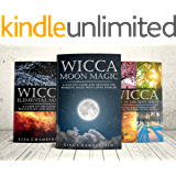 Wicca Natural Magic Kit: The Sun, The Moon, and The Elements: Elemental Magic, Moon Magic, and Wheel of the Year Magic