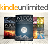 Wicca Natural Magic Kit: The Sun, The Moon, and The Elements: Elemental Magic, Moon Magic, and Wheel of the Year Magic…