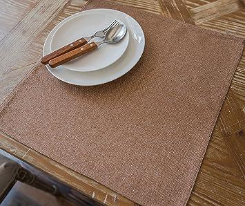 Wunderbar Foulola Eco Stoff Servietten, Leinen, Doppelseitig Design (Pure Color Und  Chinesische Malerei Stil