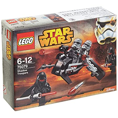 LEGO 75079 Star Wars Shadow Troopers set: Toys & Games