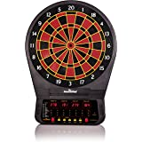 Arachnid Cricket Pro Tournament-quality Electronic Dartboard with Micro-thin Segment Dividers for Dramatically Reduced Bounce