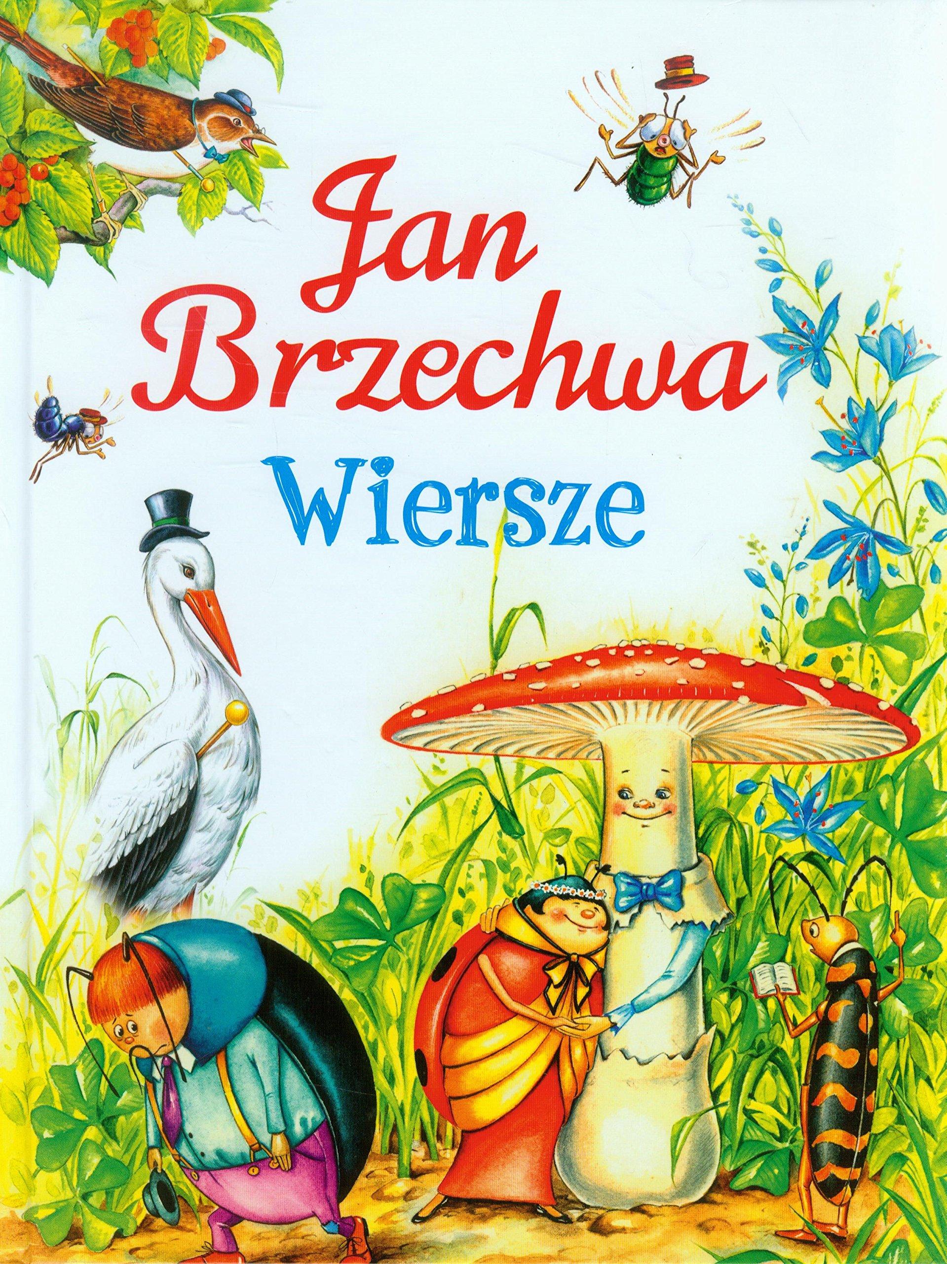 Wiersze Amazones Jan Brzechwa Libros En Idiomas Extranjeros