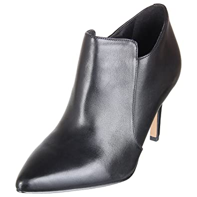 15a55f798231a Clarks Dinah Spice Black Leather: Amazon.in: Shoes & Handbags