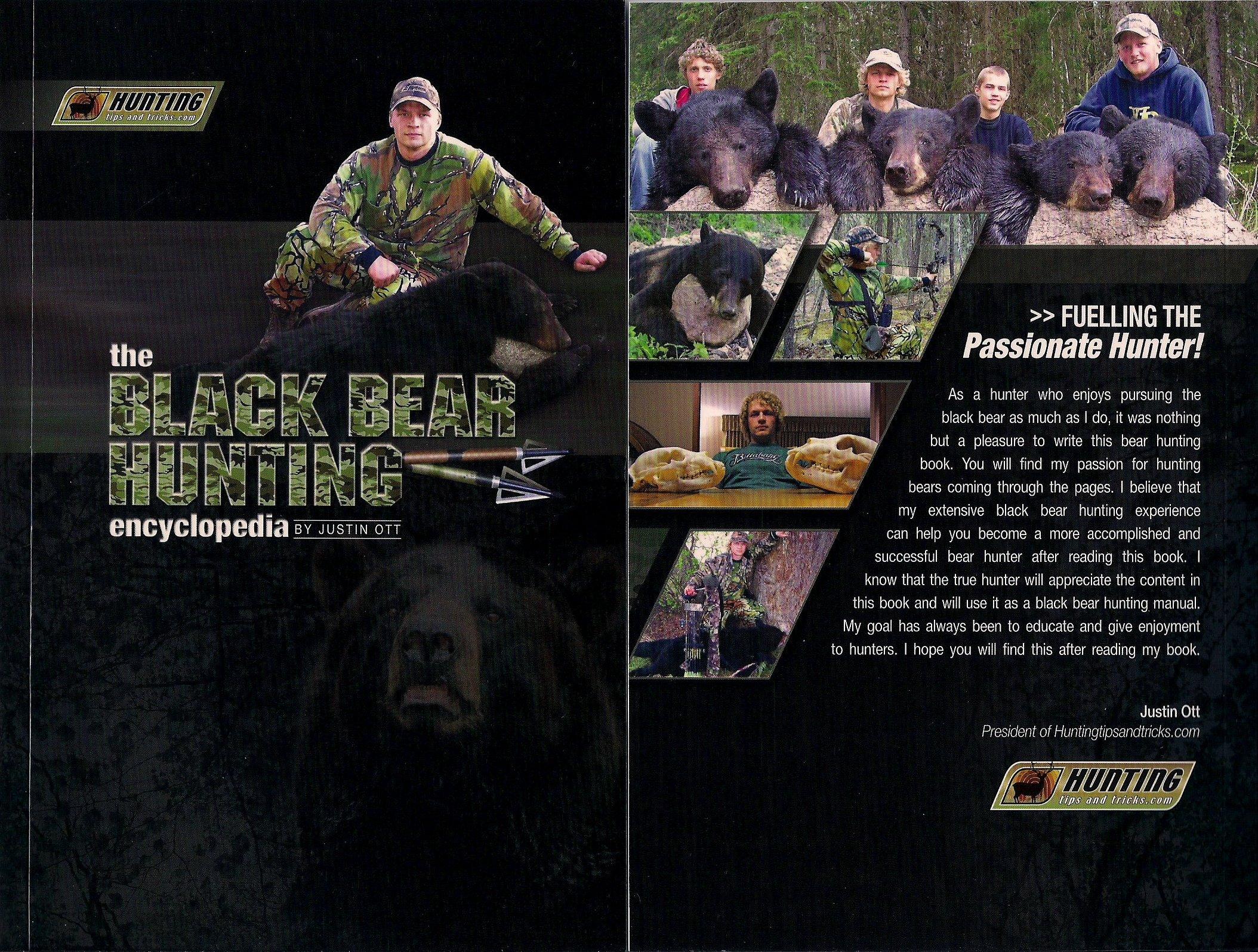 The Black Bear Hunting Encyclopedia pdf