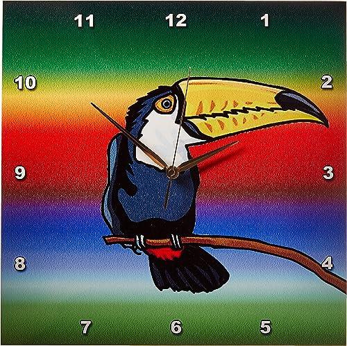 3dRose DPP_63092_3 Toucan Bird