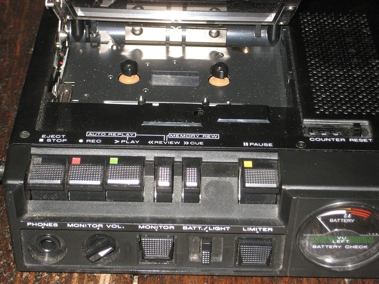 Marantz PMD430 3-Head Standard Tape Cassette Recorder