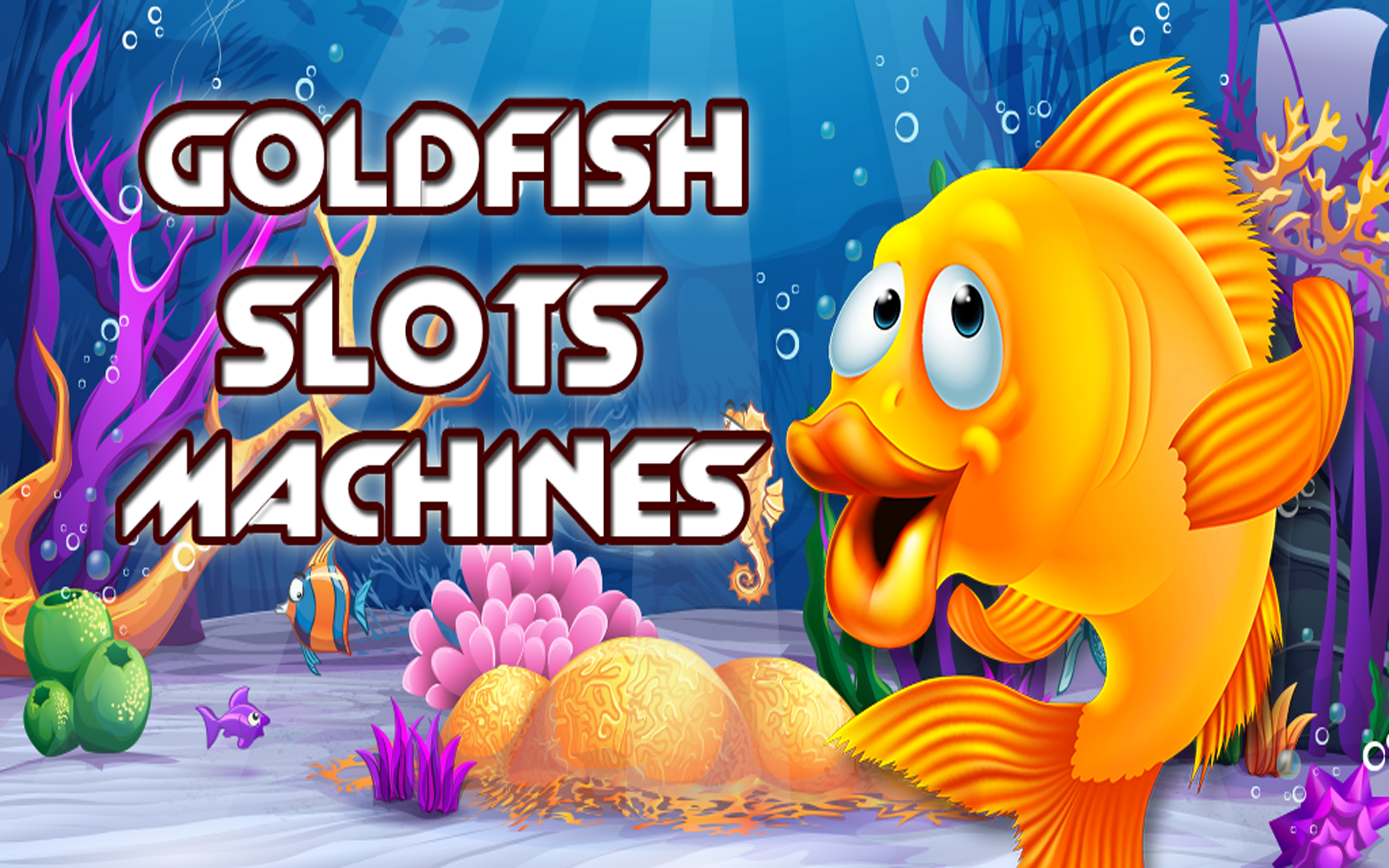 Gold fish slot machine makes your wishes come for Gold fish casino promo codes