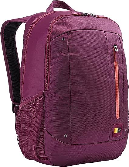6800c07c393 Amazon.com: Case Logic Jaunt 15.6-Inch Laptop Backpack (WMBP115 Acai):  Computers & Accessories