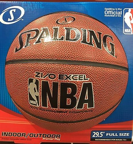 Spalding NBA - Balón de baloncesto/29,5