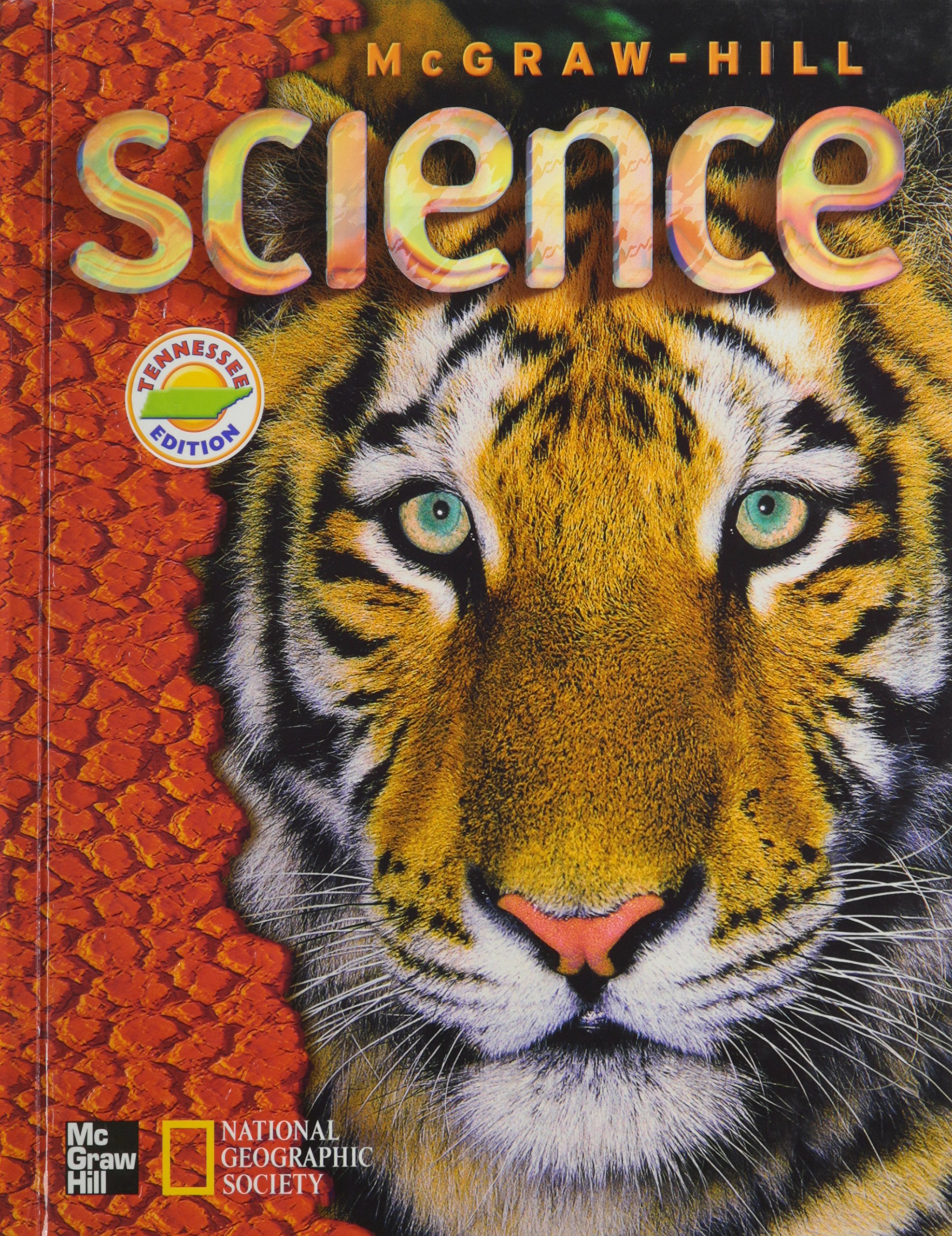 McGraw-Hill Science: Tennessee Edition: McGraw-Hill: 9780022805241 ...