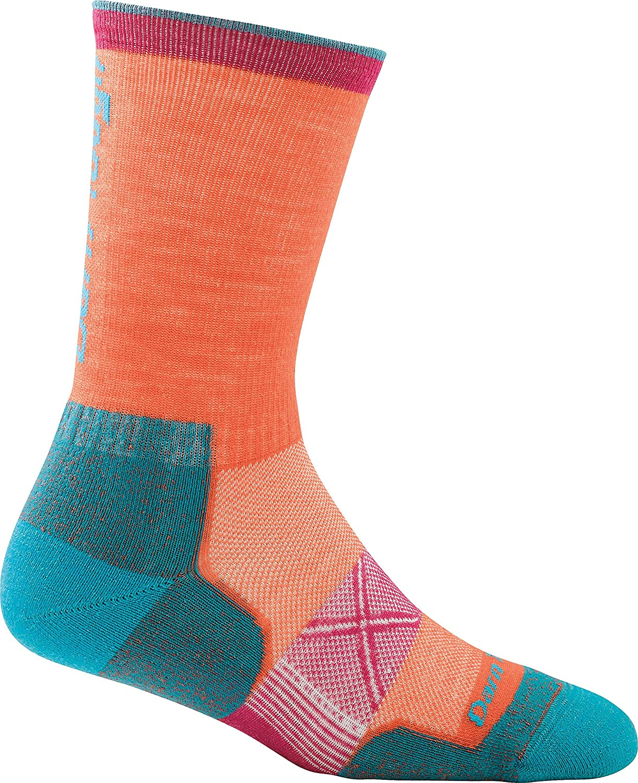 Darn Tough 1794 Women's Merino Wool Crew Height Ultra-Light Cushion Socks