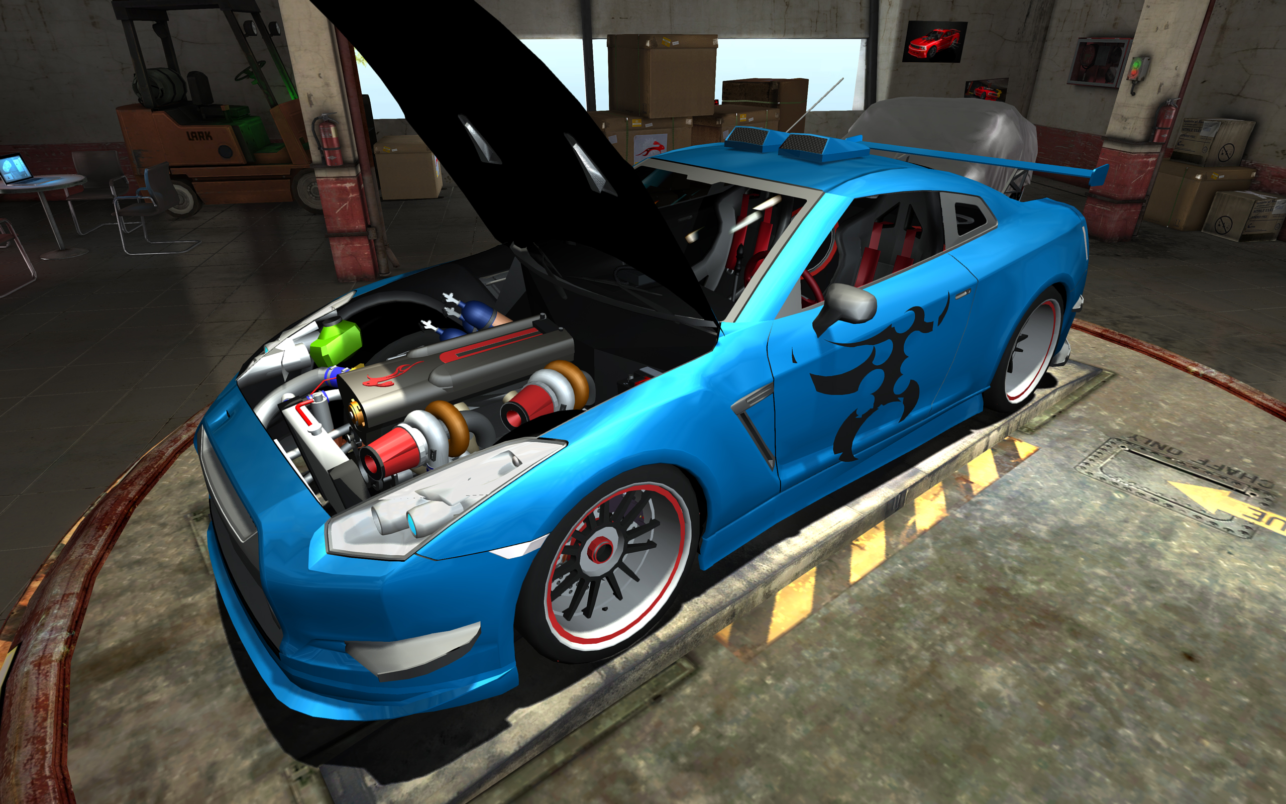 Amazon Fix My Car Garage Wars Appstore for Android