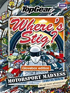 The Stig Drives Again: A Top Gear book (Stig 2): Amazon co