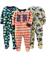 Simple Joys by Carter's Boys' 3-Pack Loose Fit...