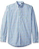 IZOD Men's Saltwater Breeze Long Sleeve Shirt