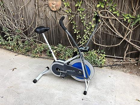 Weslo Cross ciclo bicicleta vertical: Amazon.es: Deportes y aire libre