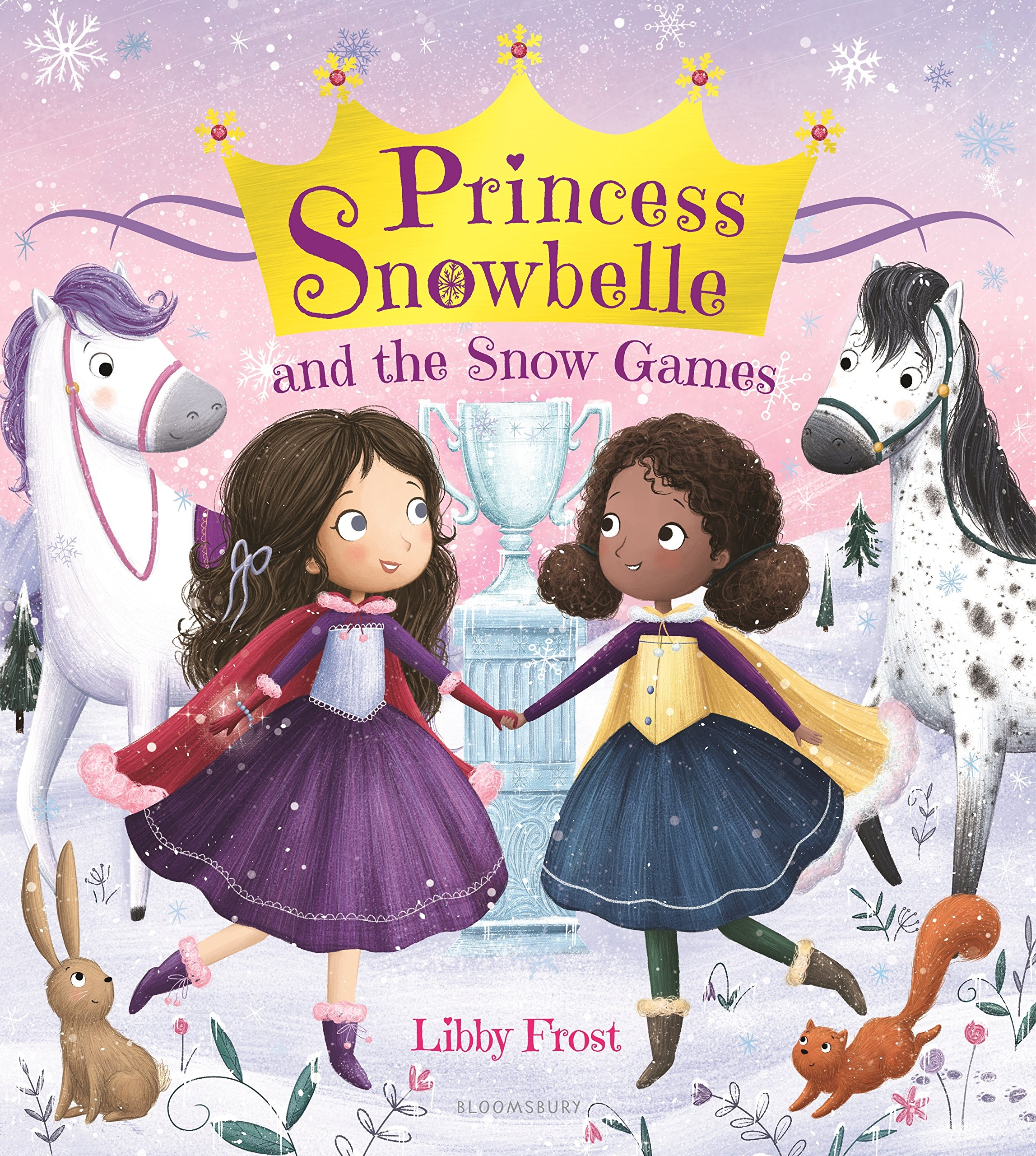 Download Princess Snowbelle and the Snow Games ebook