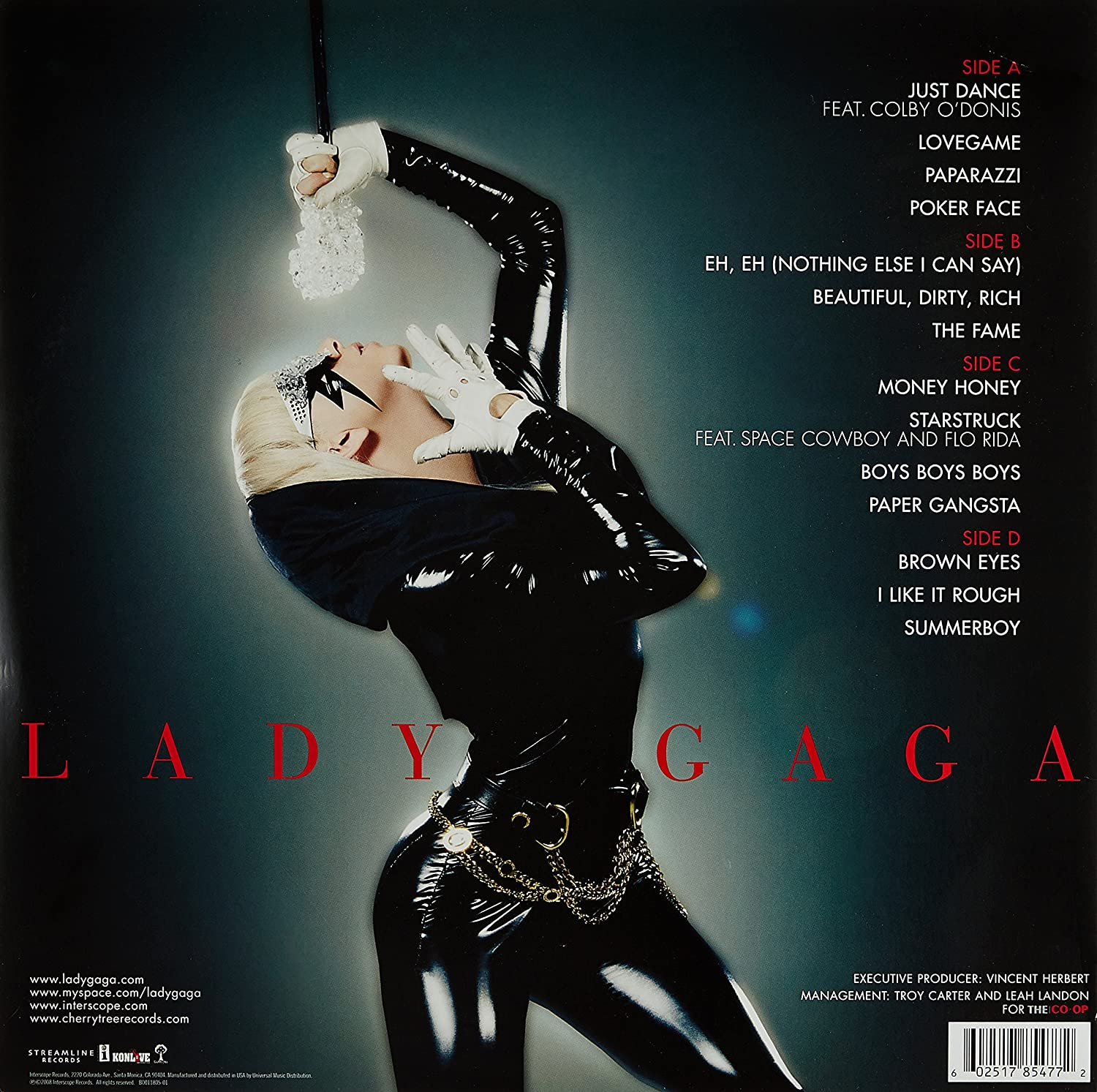 Lady gaga is a one-of-a-kind artist and performer. She holds the distinction of generating three consecutive number one albums on the billboard hot 100,