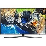 """Samsung UE40MU6470U Smart TV da 40"""", Cristallo Attivo, con Supreme UHD Dimming e Telecomando Smart Remote Premium, Titanio Scuro - Esclusiva Amazon.it"""