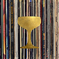 Booze & Vinyl: A Spirited Guide to Great Music and Mixed Drinks book cover