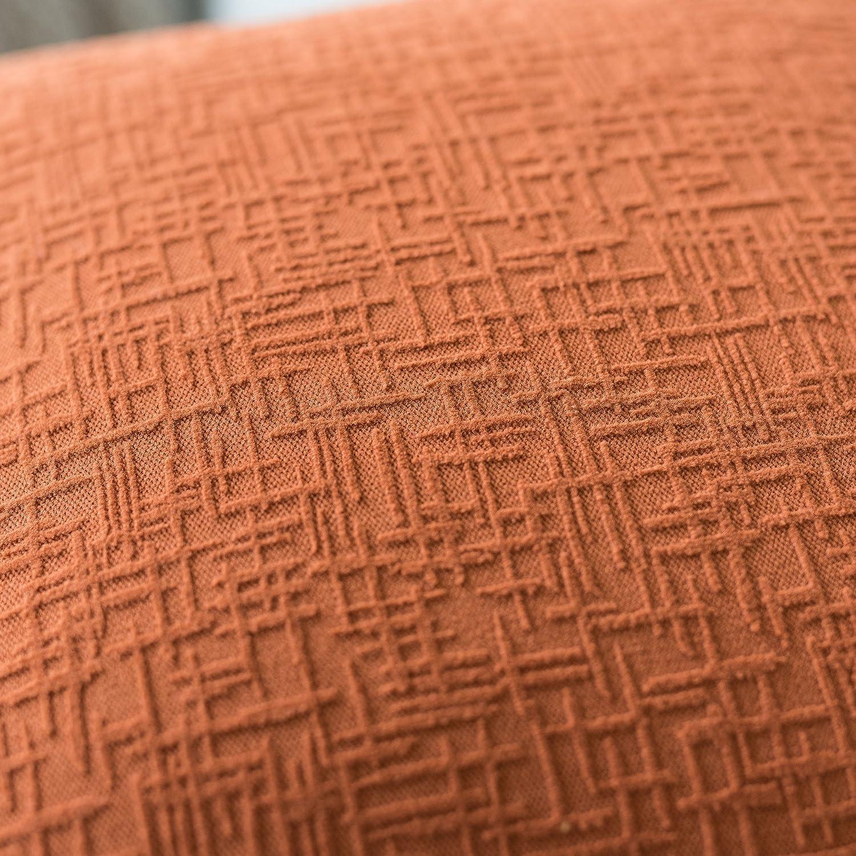 Kevin textiles jacquard funda para cojín de terciopelo ...