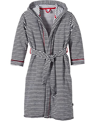 3243799af8 Schiesser Girl s Bademantel Bathrobe