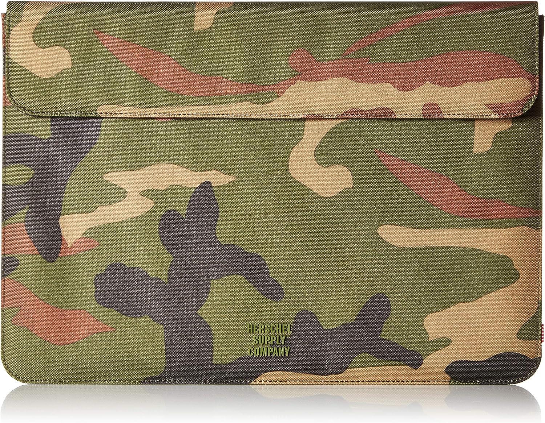 Herschel Spokane Sleeve for MacBook/iPad, W Camo, 15-Inch