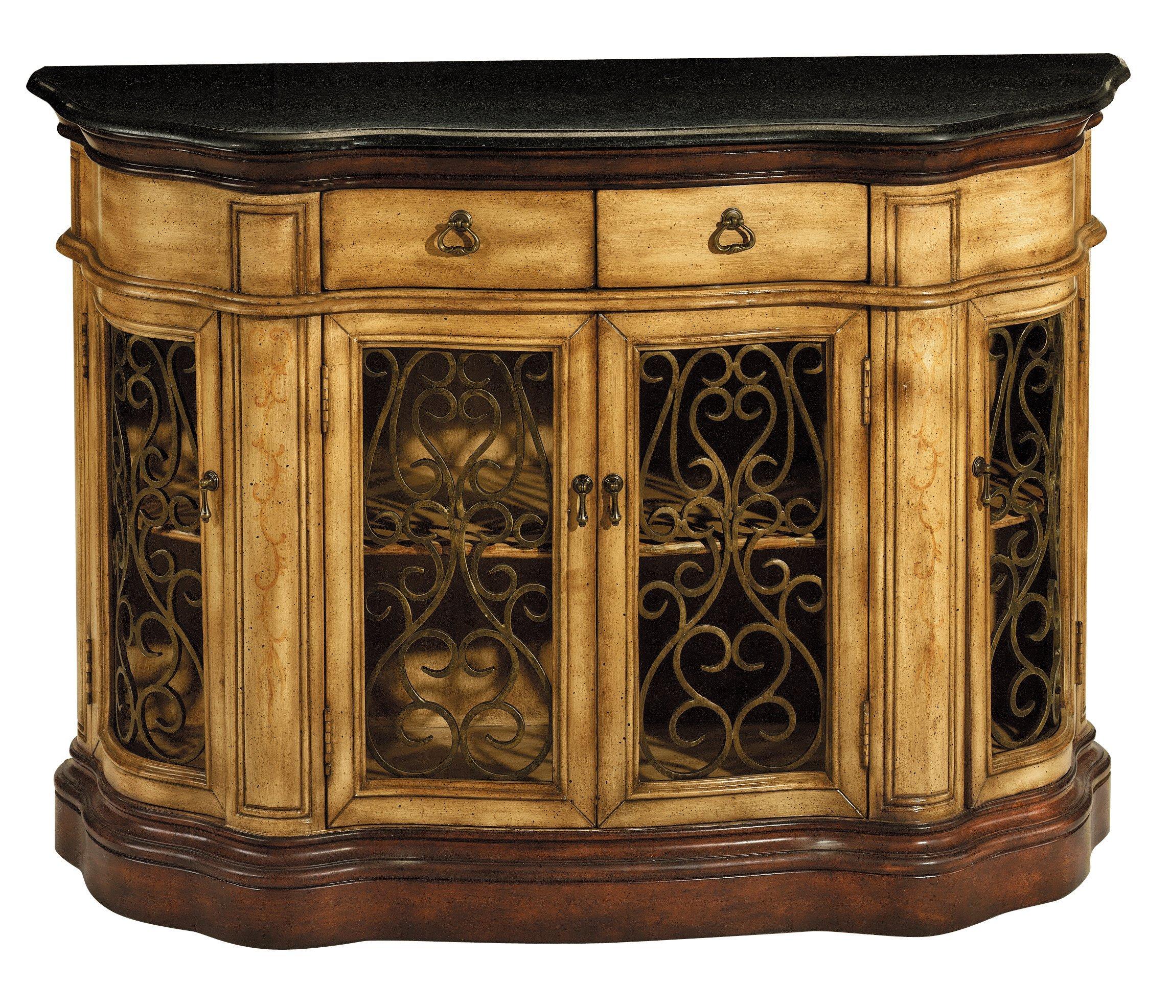 Stein World Furniture Canterbury Granite Top Credenza by Stein World Furniture (Image #1)