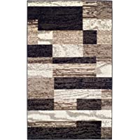 Superior 8' x 10' Modern Rockwood Collection Area Rug
