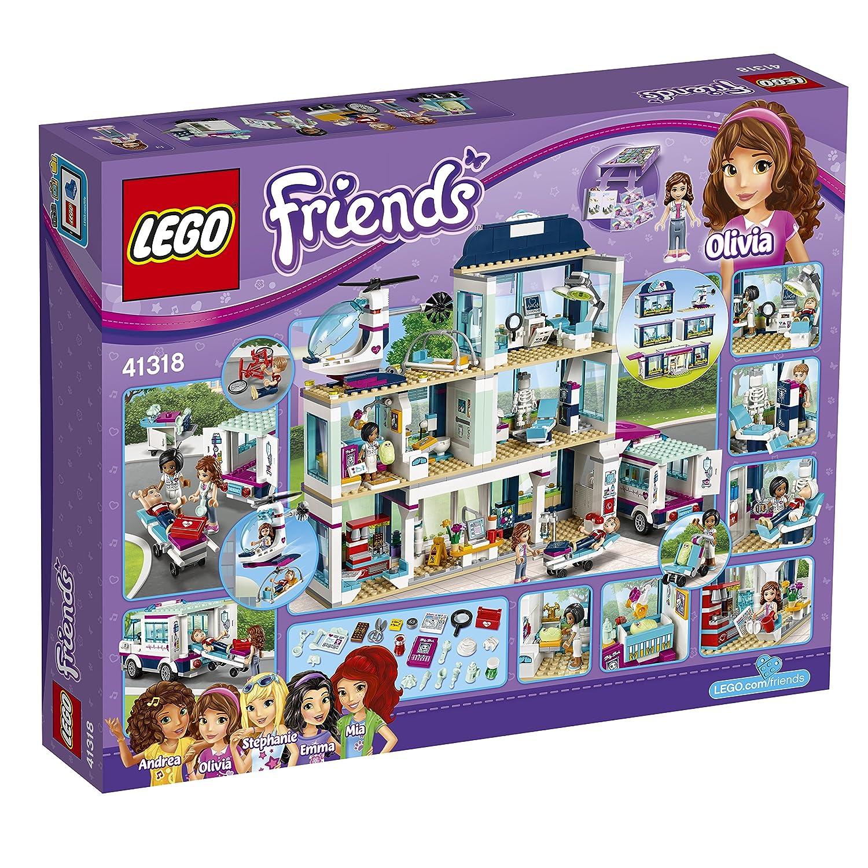 Lego friends heartlake grand hotel 41101 lego friends uk - Lego Friends Heartlake Grand Hotel 41101 Lego Friends Uk 41