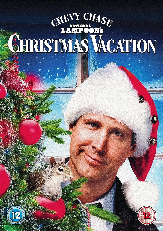 National Lampoon\'s Christmas Vacation [DVD] [1989]: Amazon.co.uk ...
