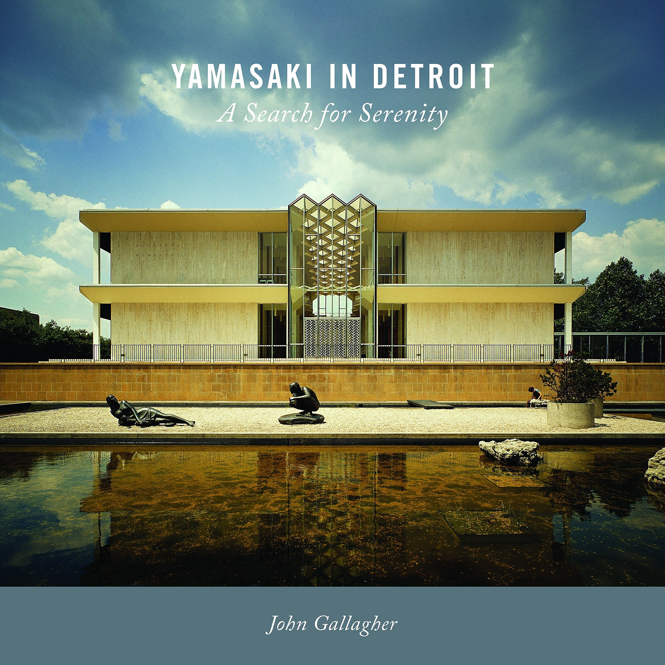 Yamasaki in Detroit: A Search for Serenity (Painted Turtle) pdf epub