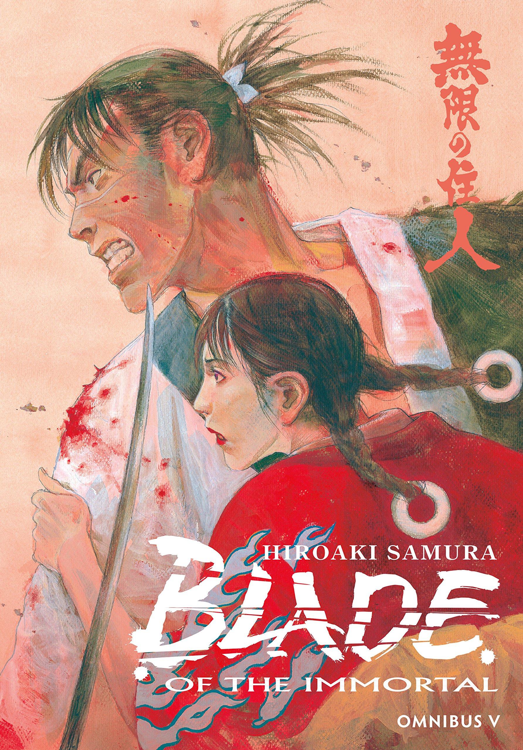 Blade of the Immortal Omnibus Volume 5 pdf epub