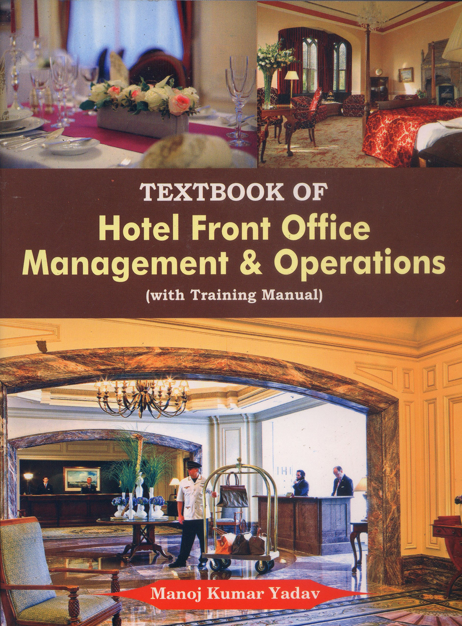 hotel front desk training guide