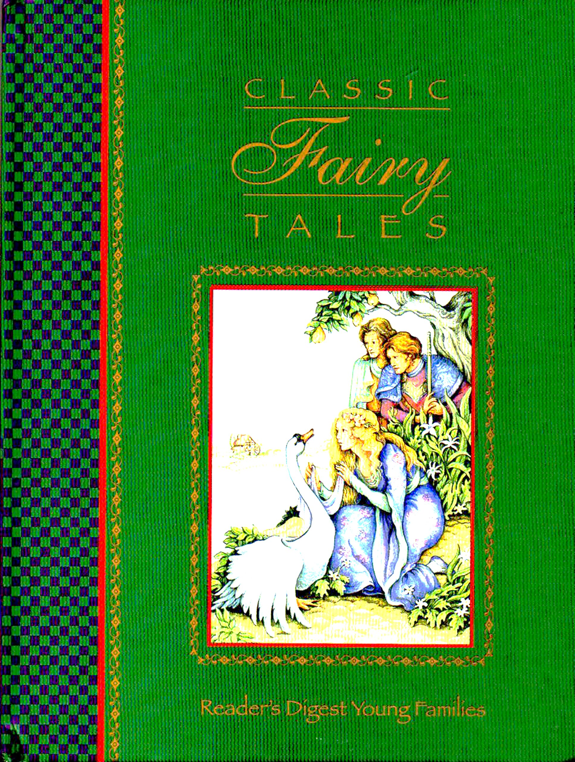 Classic Fairy Tales - Reader's Digest Young Families pdf epub