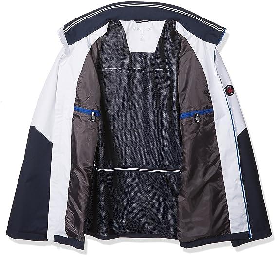 Amazon.com: Nautica Mens Tall Long Sleeve Zip Front Bomber Jacket: Clothing