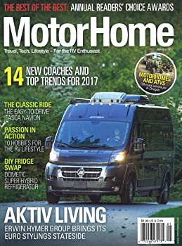 1-Yr Motorhome Magazine Subscription