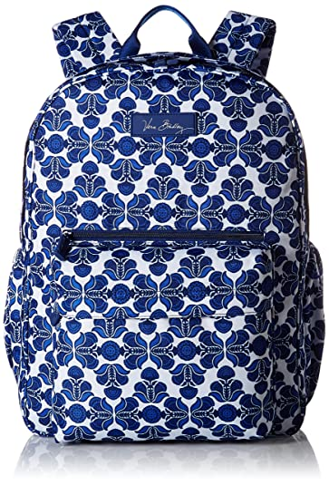 b8648f9375 Amazon.com  Vera Bradley Women s Lighten Up Grande Backpack