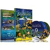 Aquarium DVD - Sea, Lakes & River Aquariums - 18 Different Themed Aquarium
