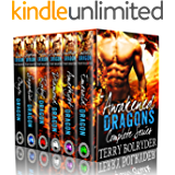 Awakened Dragons (Gem Dragons) Complete Series (English Edition)